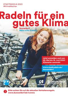 Plakat Stadtradeln
